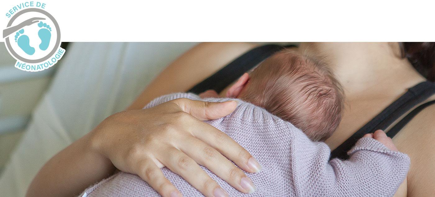 Maternité d'Orsay : Service de néonatologie