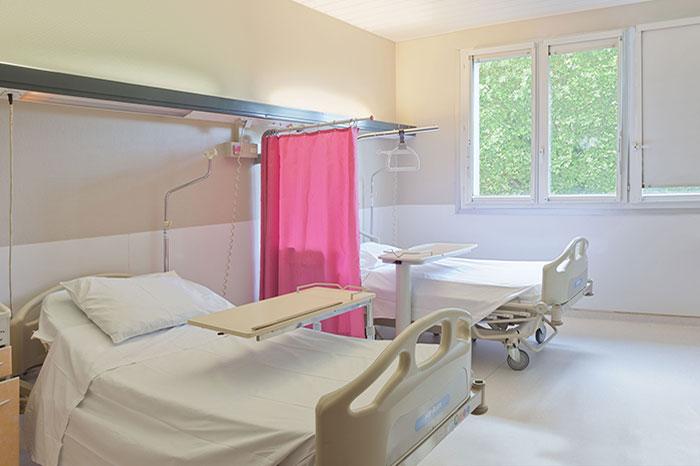 Maternité d'Orsay - Essonne 91 : Chambre double